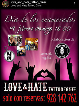 st valentin love and hate